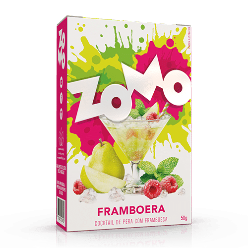 ZOMO - Framboera 50g (P/ NARGUILE)