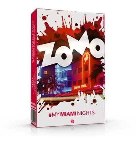 ZOMO - Miami Nights 50g (P/ NARGUILE)