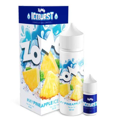 ZOMO - Pineapple ICE BURST 60ml