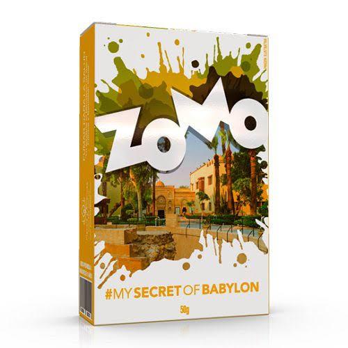 ZOMO - Secret of Babylon 50g (P/ NARGUILE)