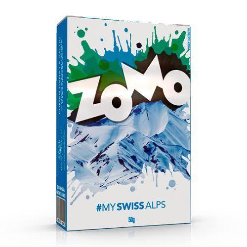 ZOMO - Swiss Alps 50g (P/ NARGUILE)