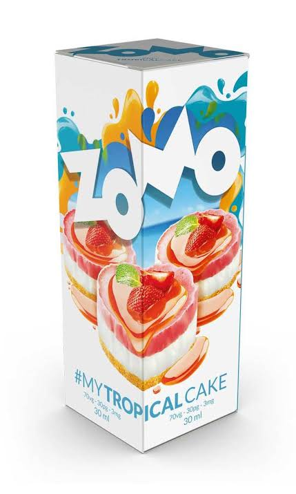 ZOMO - Tropical Cake 30ml