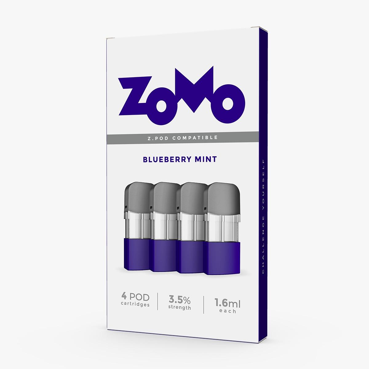 ZOMO - Zpod Blueberry Mint