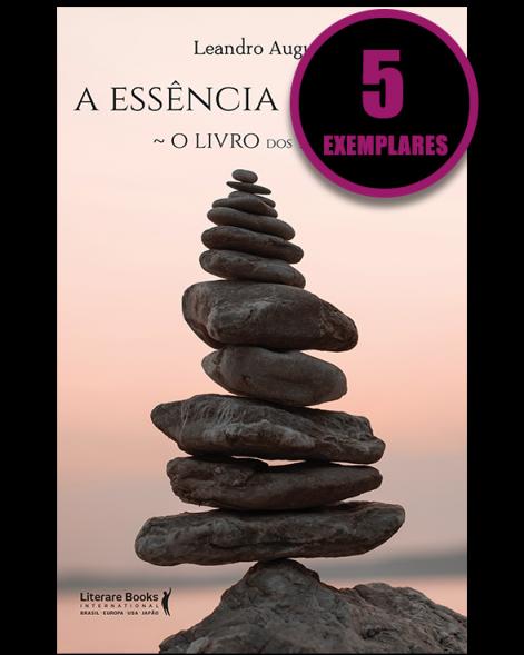 A essência da vida: O livro dos dias (KIT ESPECIAL COM 5 LIVROS)