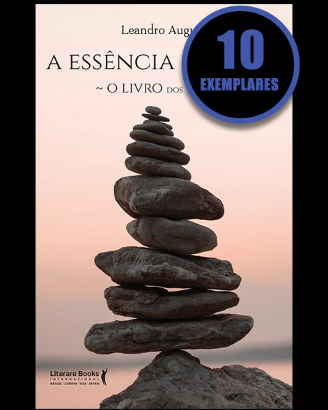 A essência da vida: o livro dos dias (KIT ESPECIAL COM 10 LIVROS)