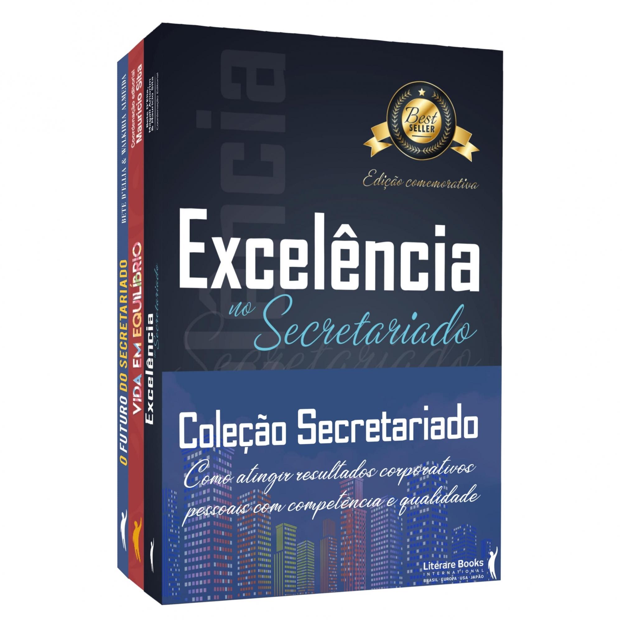 Coleção Secretariado: Como atingir resultados corporativos e pessoais com competência e qualidade