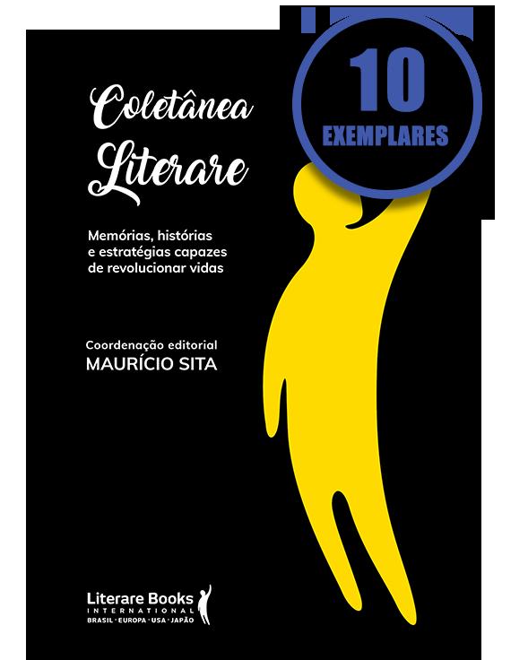 COLETÂNEA LITERARE (KIT ESPECIAL DE 10 LIVROS)