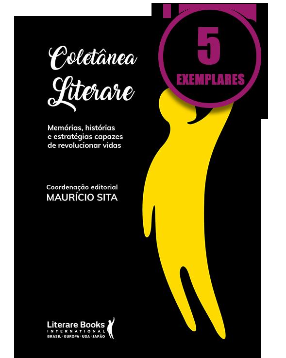COLETÂNEA LITERARE (KIT ESPECIAL DE 5 LIVROS)