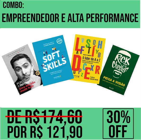Combo - Empreendedor de alta performance