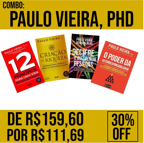 Combo - Paulo Vieira, PhD