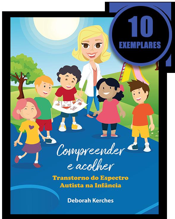 Compreender e acolher (kit especial com 10 livros)