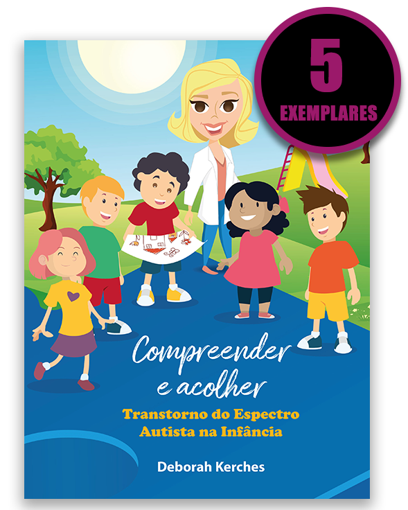 Compreender e acolher (kit especial com 5 livros)
