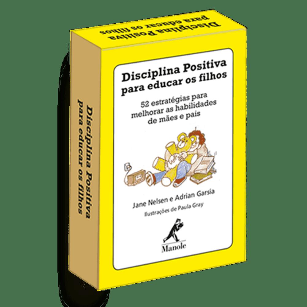 Disciplina Positiva para educar os filhos (Baralho)