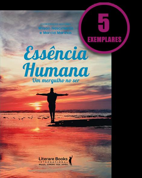 ESSÊNCIA HUMANA (KIT ESPECIAL COM 5 LIVROS)