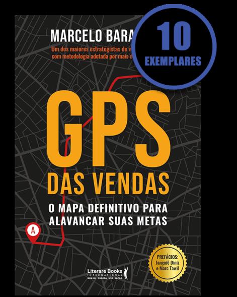 GPS DE VENDAS (KIT ESPECIAL DE 10 LIVROS)