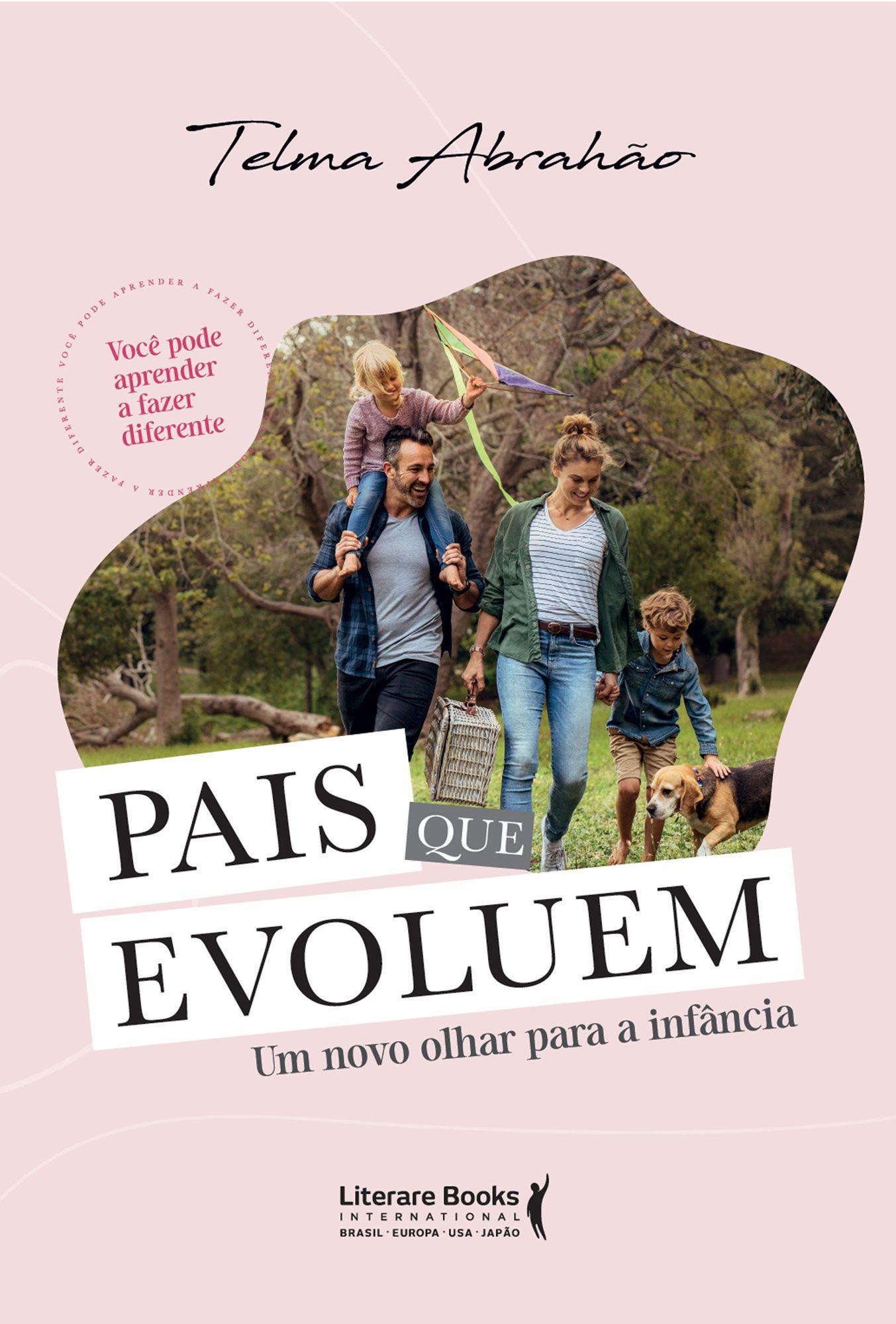 Pais que evoluem (kit especial de 10 livros com 10% de desconto)