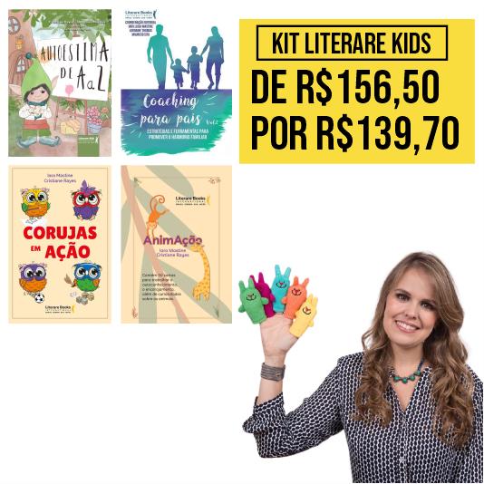 Kit Literare kids  Iara Mastine