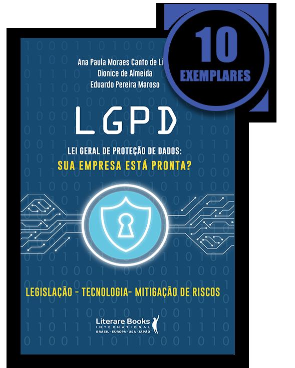 LGPD (Kit especial de 10 livros)