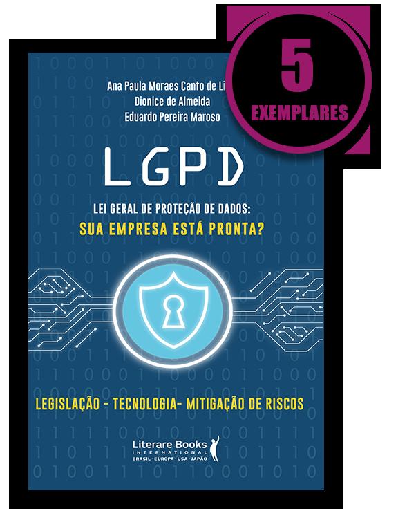 LGPD (Kit especial de 5 livros)
