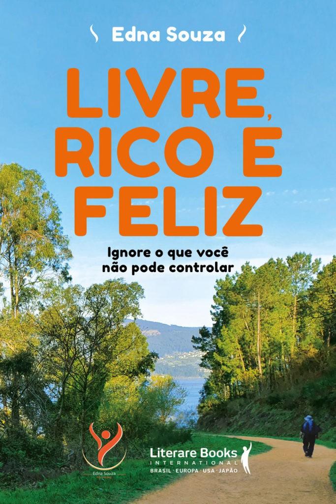 Livre, Rico e Feliz (kit especial de 10 livros com 10% de desconto)