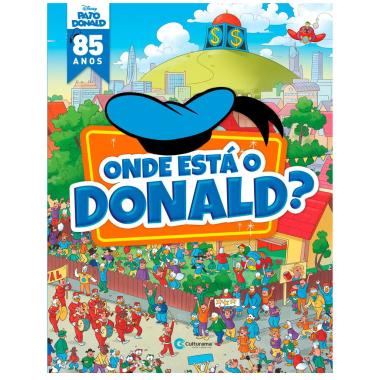 ONDE ESTA O DONALD?