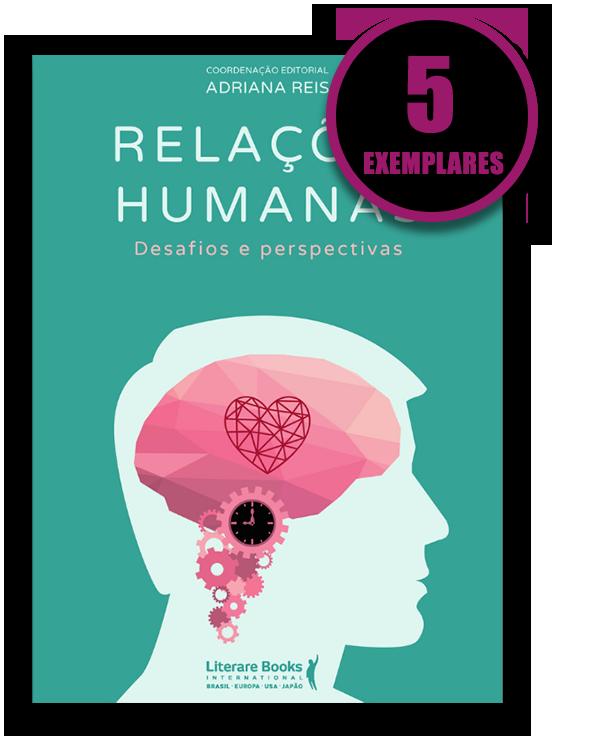 RELAÇÕES HUMANAS (KIT ESPECIAL DE 5 LIVROS)