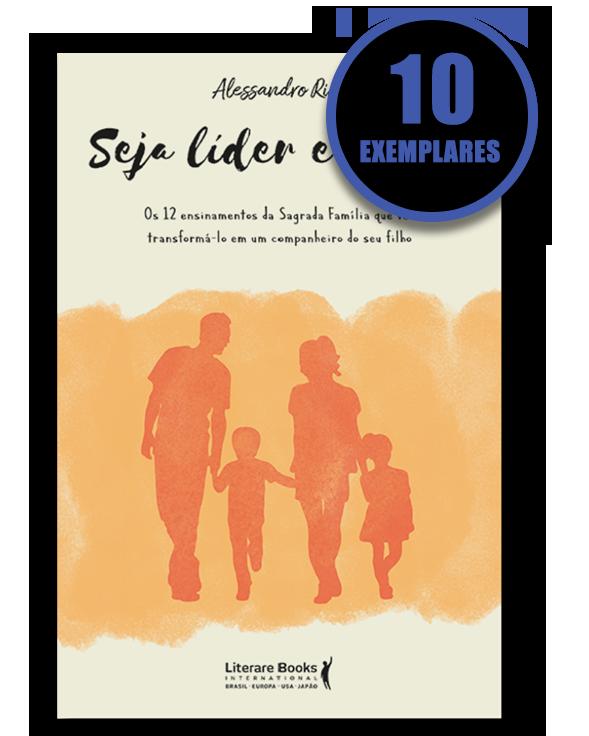 SEJA LÍDER E AMIGO (KIT ESPECIAL DE 10 LIVROS)