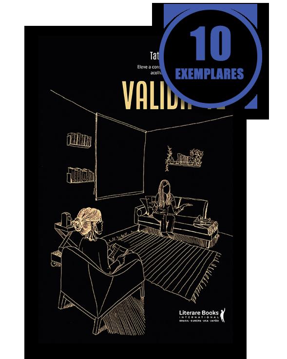 Valida-te (Kit especial com 10 livros - Promoção 10% de desconto)