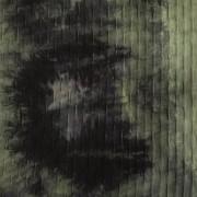 Tulipa Tie Die (Verde + Preto)