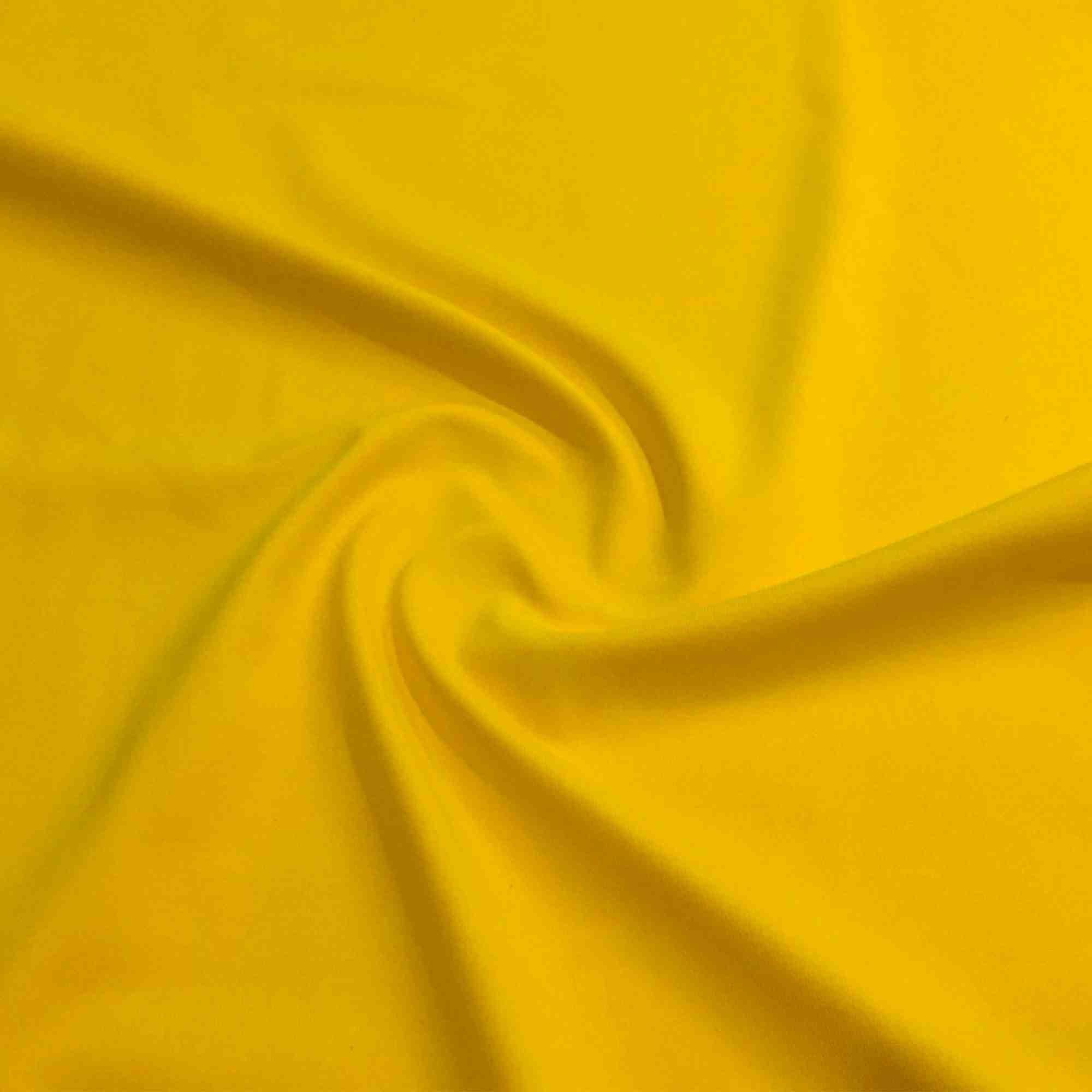 Meryl Liso Amarelo Ouro