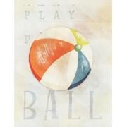 Quadro PLAY BOLA por Mariana Maia - Urban Arts (COMPRE SOMENTE PELO WHATSAPP)