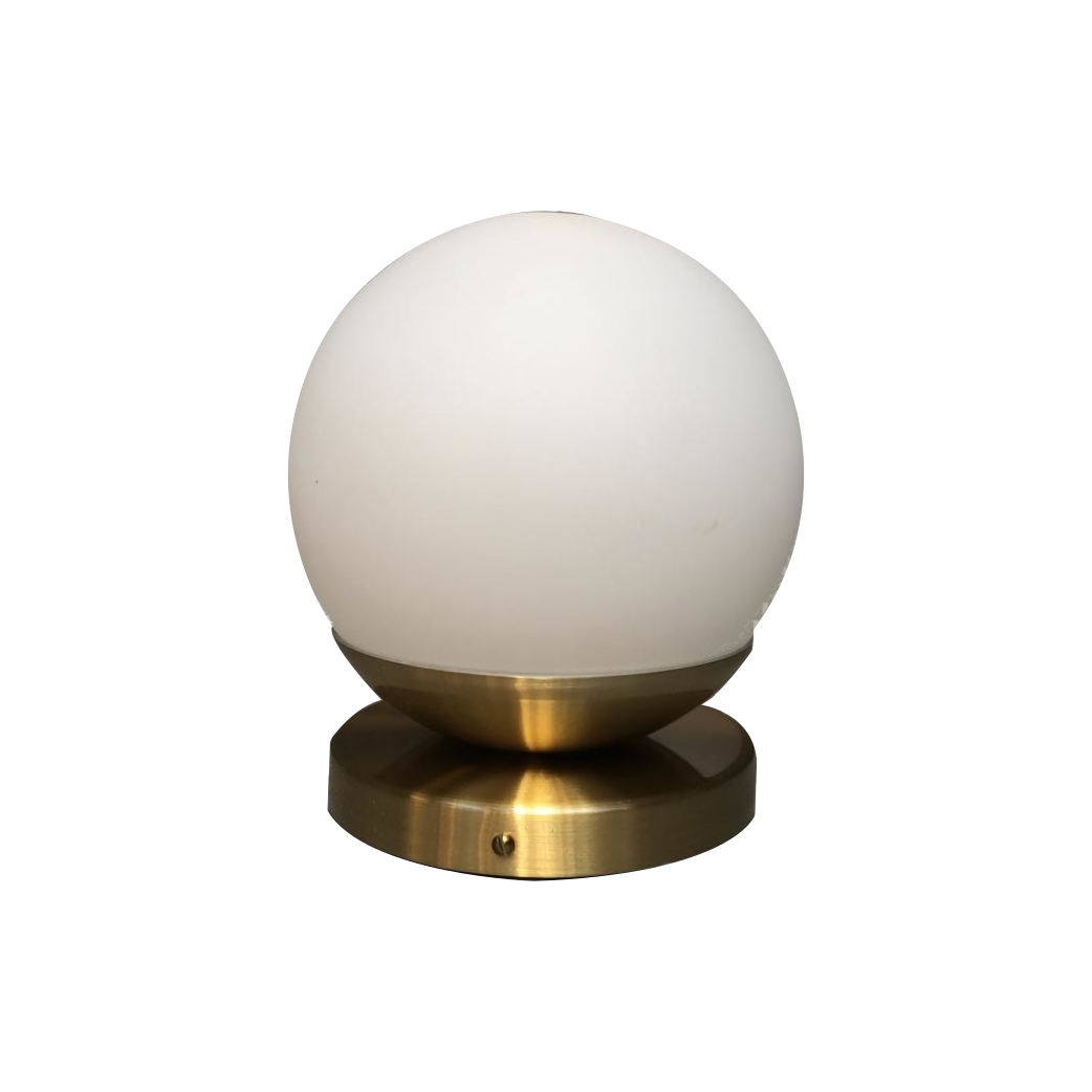 Bola Branco  Studio La Lampe - 4Lamp
