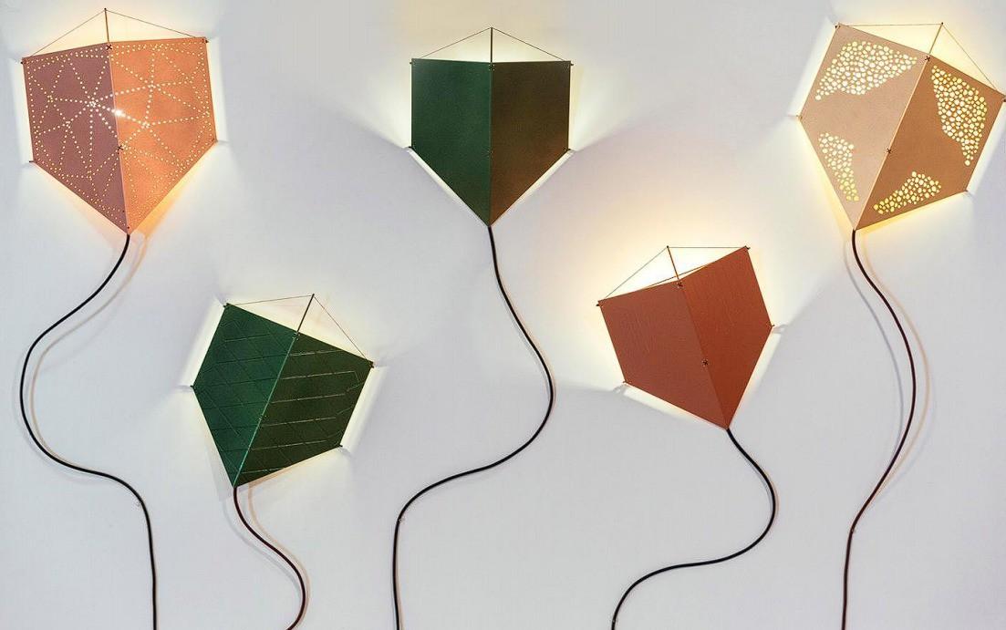 Luminária Pipa Lisa Studio Rika - 4Lamp