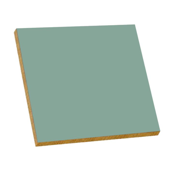 MDF Verde Bellagio Laca Eucatex 15mm 1F - Revest Pro