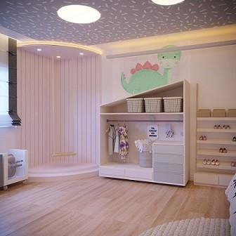 Quarto Montessori Sensorial - Thisci Mesquita