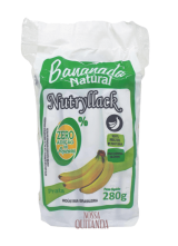 Bananada Natural 280G Nutryllack