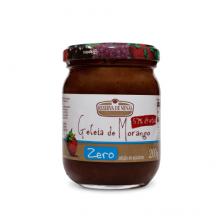 Geléia De Morango Diet 200G Reserva De Minas