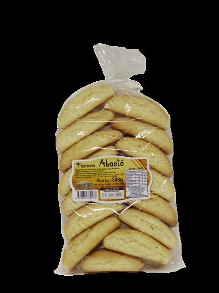 Biscoito Tareco De Queijo 300G Abaeté