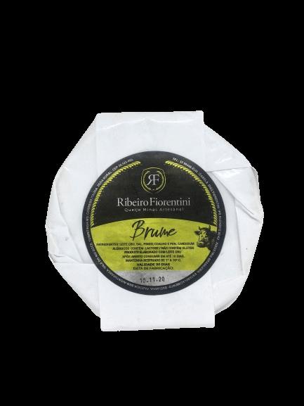 Queijo Brume Ribeiro Fiorentini Peça (Aprox 400g - Entregue somente em BH e Região)