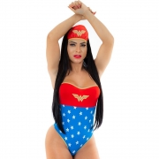 Body Mulher Maravilha