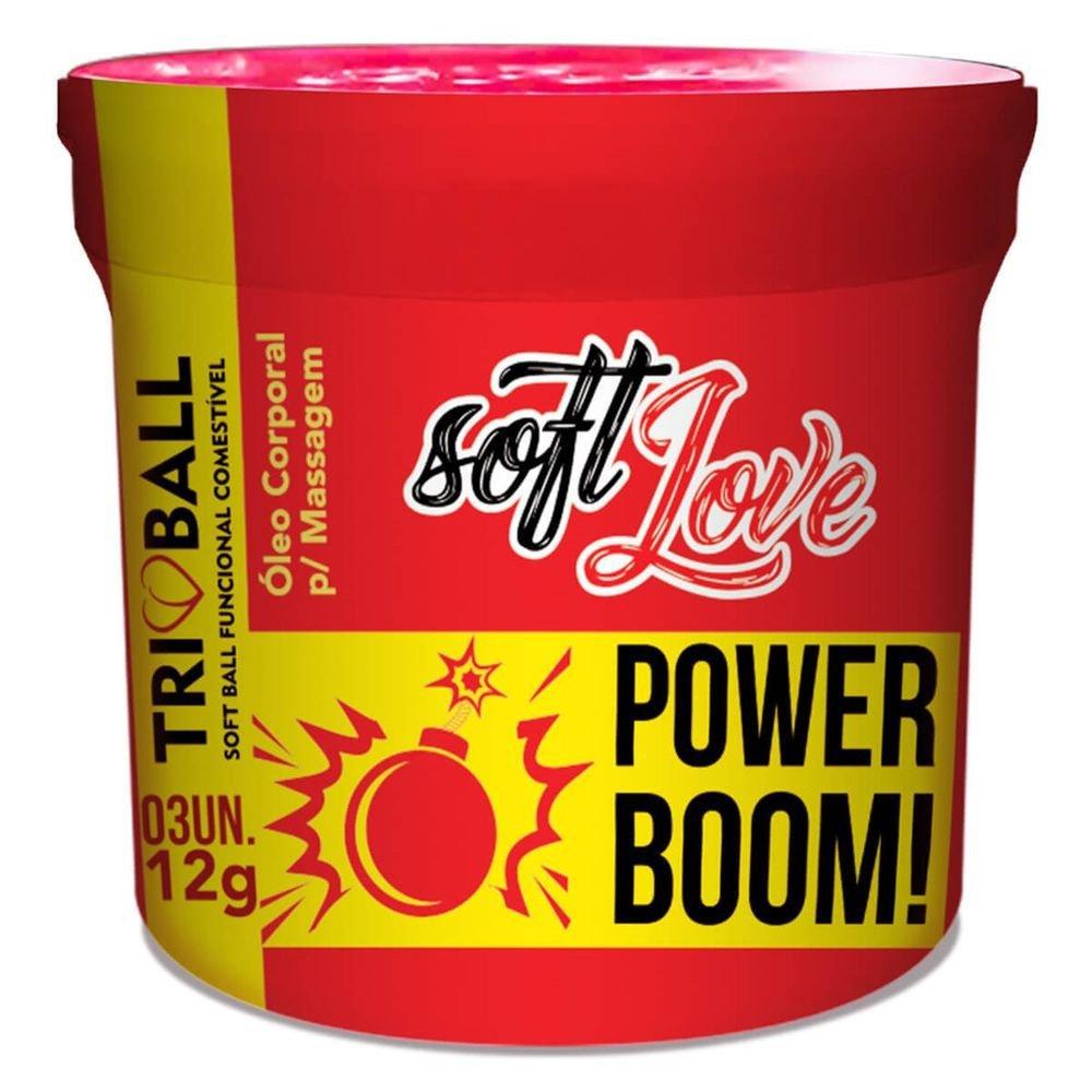Bolinha Funcional Explosiva Power Boom