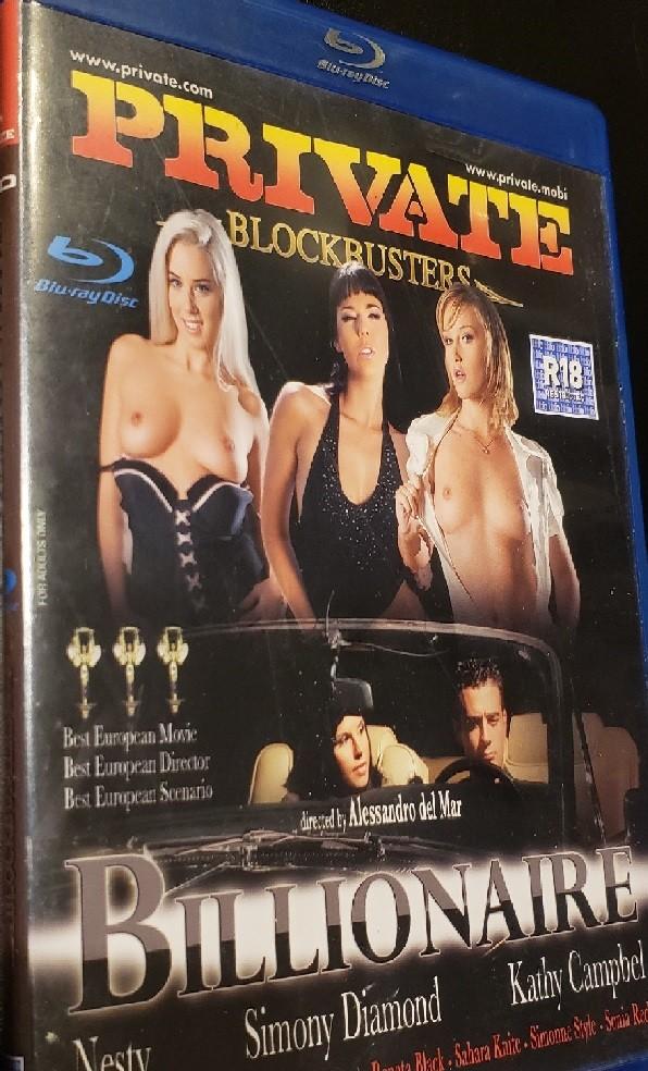 Filme Blu-ray Private Blockbusters