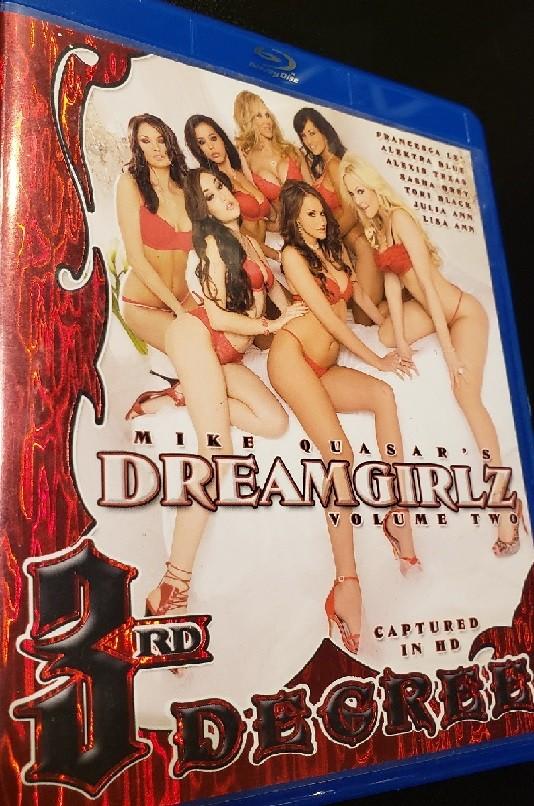 Filme Blu-ray Third Degree Dreamgirlz Two