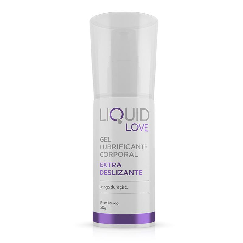 Lubrificante Extra Deslizante Liquid love