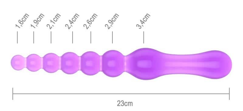 Plug Jelly- Flexível