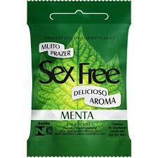 Preservativo Sex Free Sabores