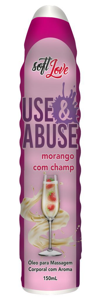Use & Abuse Lubrificante 150 ml