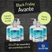 Promo Black Friday: Compre 3 Álcool em Gel 415g e Ganhe mais 3 Álcool Gel 415g
