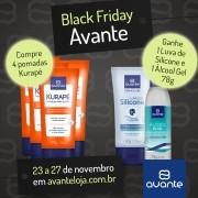 Promo Black Friday: Compre 4 Kurapé Pomada e Ganhe 1 Luvas de Silicone e 1 Álcool Gel de 78g