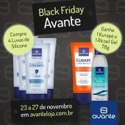 Promoção Black Friday: Compre 4 Luvas de Silicone e Ganhe 1 Kurapé Pomada e 1 Álcool Gel de 78g